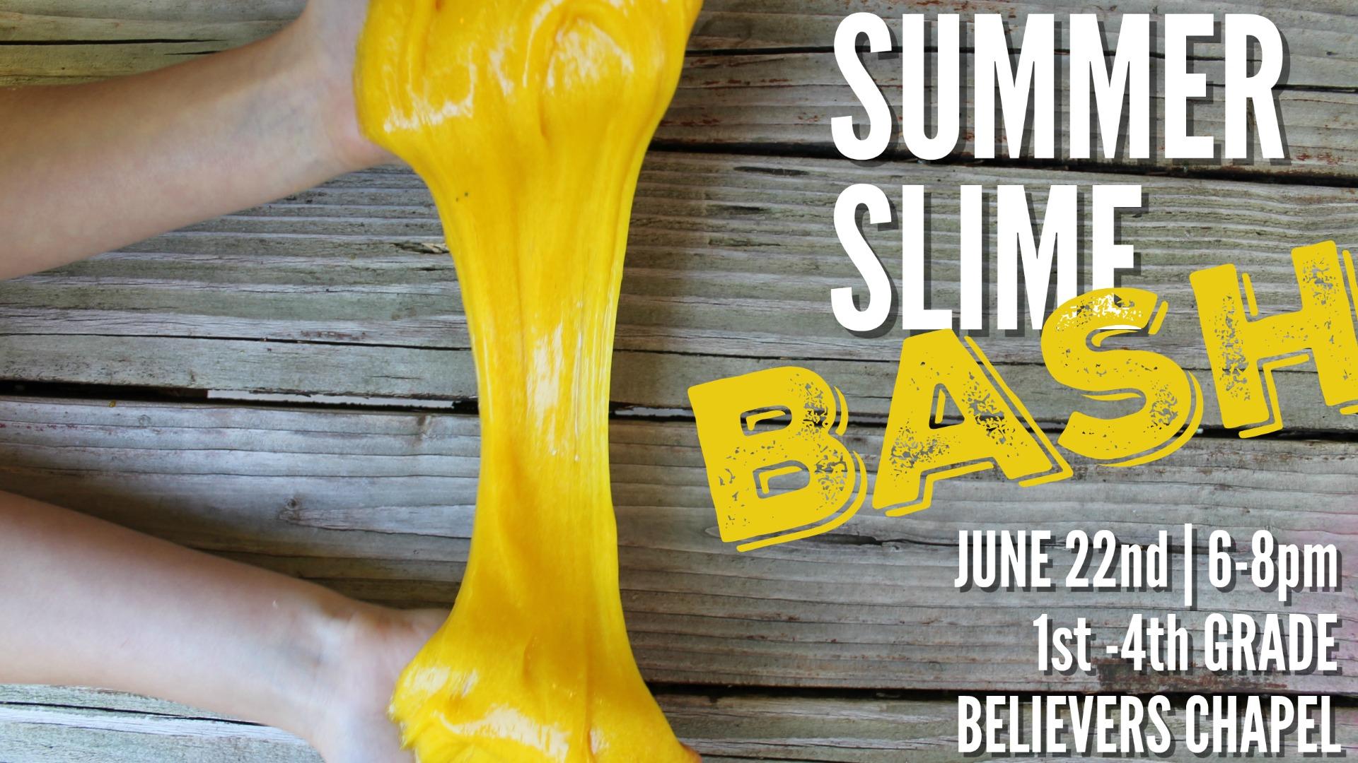 Slime Bash